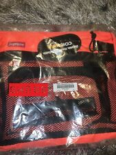 Supreme SS15 Mesh Organizer Bag Set Orange OS DS NIB