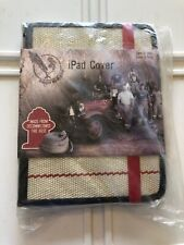 Decommisioned Fire Hose IPad Covers