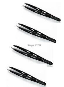 4X Avon Slanted Tweezers