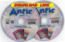 ANTIC Magazine Collection PDF DOWNLOAD ALL ISSUES XL/XE/400/800/2600/7800 Games