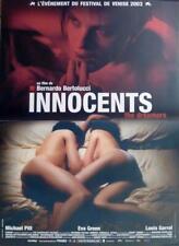 The Dreamers - Green / Bertolucci / Sexy / Pitt - Original French Movie Poster