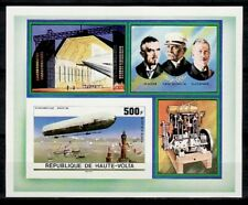 Burkina Faso ScC237 Zeppelin 75th Anniversary, Imperf.