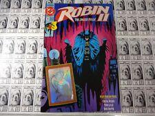 Robin II (2) the Joker's Wild (1991) DC - #1, Batman Variant CVR, Dixon, VF+