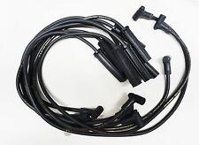 80-81 Firebird Trans Am 301 Turbo Ignition Spark Plug Wire Set 8mm BLACK BBW
