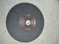 Sait 23400 12 X 18 X 78 Arbor Cut Off Wheel Box Of 10 Metal Chop Saw Stihl