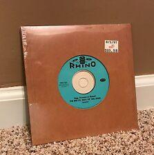 "BEG SCREAM & SHOUT BIG OL BOX 60's SOUL PROMO CD SAMPLER 1997 RHINO 7"" SLEEVE"