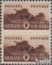 Namibië - Southwest 245II verticale Echtpaar met Fold 1942 Rüstungsbilder