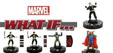Heroclix Marvel What If? #021 PUNISHER OF SHIELD, 016 & 003 PUNISHER, 010, 009