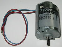 TRW Globe 405A 5000 RPM Motor - 24 V DC - Permanent Magnet - Made in USA