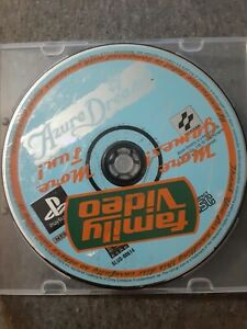 Azure Dreams (Sony PlayStation 1, 1998) Disc Only Tested Works