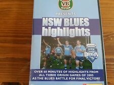 State of Origin dvd 2005 series Collectors ed