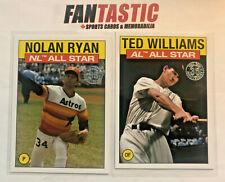 2021 Topps Series 2 Baseball 1986 All-Star Insert Card YOU PICK Finish Your Set!