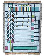 Frank Lloyd Wright Martin House Casement Tapestry Throw