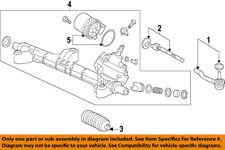 HONDA OEM Steering Gear-Electric Power Steering Motor 53602TV0E01