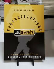 1997-98 Beehive #R1 Redemption EXPIRED Unredeemed