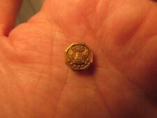 Vintage Oneida County Telephone Company NY Pin Brooch D&G 10K Gold