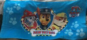 paw patrol beach towel bath towel