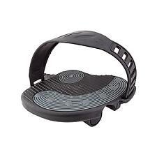Sunlite FlatForm Ii Exerciser Pedals 9/16` Black/Grey Composite