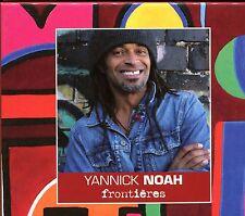 YANNICK NOAH - FRONTIERES - COFFRET LUXE CD + DVD + BRACELET + LIVRE DIGIBOOK