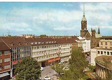 Rheydt , Marktstraße , Ansichtskarte, 1974 gel.