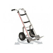"""Magliner Double Grip Handle Self-Stabilizingâ""""¢ Hand Truck Triple Row Rollers"""