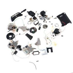 ^ Lot of Assorted Minolta X-700 Camera Repair Replacement Parts