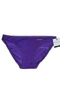 CALVIN KLEIN Panties  F2911E Seductive Comfort Bikini (size M)