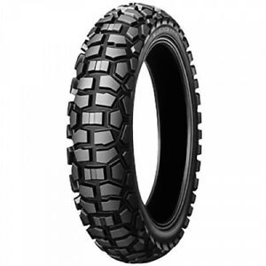 Dunlop D605 Rear Dual Sport Tire 4.60x18 (63P) Tube Type 45154646 for Motorcycle