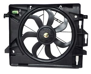 CF2013280 Cooling Fan For 2008-2016 Dodge Grand Caravan Chrysler Town & Country