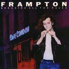Peter Frampton - Breaking All The Rules (NEW CD)