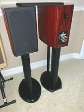 LSA1 Signature Audiophile High End Speakers Monitors Ribbon Tweeter