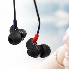 SoundMAGIC PL30 In-Ear Headphones Stereo Earphones Black Hi-Fi Ear Plug