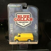 Greenlight | 1:64 Blue Collar Series 4 - 1972 GMC Vandura | Brand New