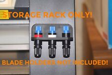 Blade Holder Storage Rack For Graphtec Vinyl Cutter Plotter Blade Holders