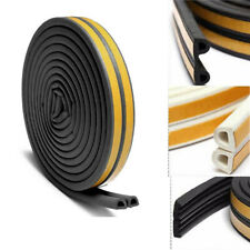 5/10M Draught Excluder Weather Seal Strip Noise Insulation DoorWindow StickyTape
