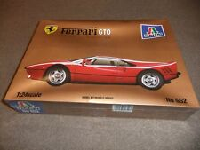 Italeri 652 - 1:24 Ferrari GTO - Factory Sealed