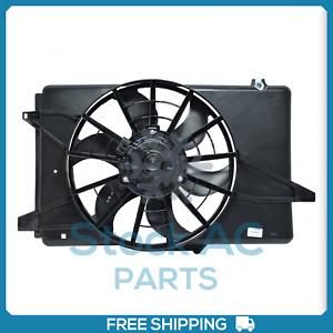 A/C Radiator-Condenser Fan for Ford Taurus / Mercury Sable QU