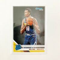 Bol Bol 2019-20 Donruss Optic Rated Rookie #234 RC Card