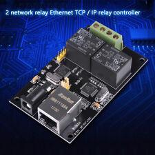 2 Way Internet Relay Board Ethernet Tcpip Controller Remote Switch Module Zg