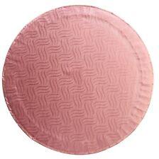 """Confezione da 6 Mason Cash Rotondo Rosa 20.5cm 8"""", 12 mm di spessore per torta Base Drum"""