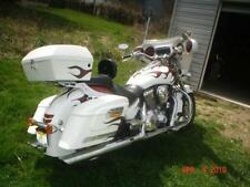 Mutazu HL Hard Saddlebags for Harley Road King Softail Sportster Touring Glide