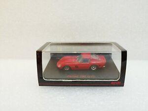 FERRARI 250 GTO 1962 RED REDLINE 1/87 #87RL016