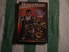 Bibleman - Genesis - A Fight for Faith Live (DVD, 2004) Great for kids 6-10