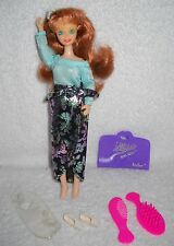 "#6548 New Displayed Starr Model Agency Shimmer N Shine Amber 6 1/2"" Doll"