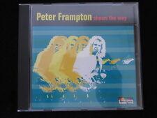 Peter Frampton Shows the Way (CD)