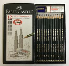 Faber Castell Castell 9000 Art Set 12 Pencils/Set
