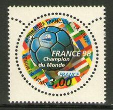 TIMBRE 3170 NEUF XX LUXE - CHAMPION DU MONDE DE FOOTBALL