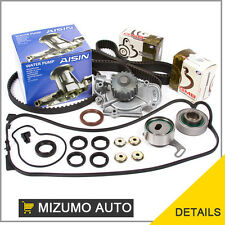 Timing Belt Kit Water Pump Valve Cover Fit Gasket 90-97 Honda Accord F22A F22B