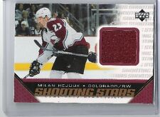 05-06 2005-06 UPPER DECK MILAN HEJDUK SHOOTING STARS JERSEY S-MH AVALANCHE