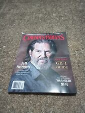 Cowboys & Indians Magazine Jeff Bridges November/December 2017